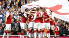 Arsenal thắng nhẹ nhàng ở vòng 7 Ngoại hạng Anh