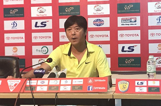 Huỳnh Đức, v-league 2017, trọng tài, ban trọng tài