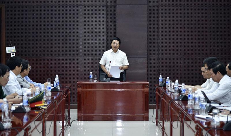 Phó Thủ tướng Phạm Bình Minh, Phạm Bình Minh, APEC