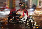 Dự báo thời tiết 2/10: Mưa lớn, Sài Gòn nguy cơ ngập