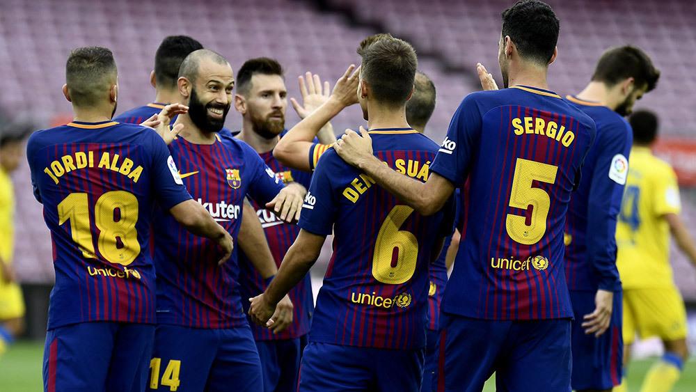 Barca, Las Palmas, Barca vs Las Palmas, La Liga