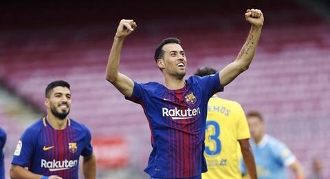 Barca 3-0 Las Palmas