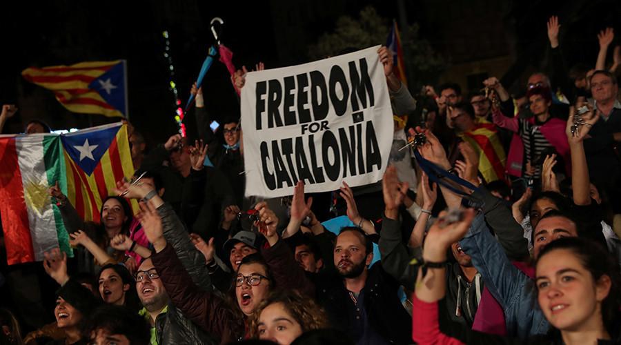 Catalan, trưng cầu dân ý, Tây Ban Nha, cử tri,bỏ phiếu bất tín nhiệm