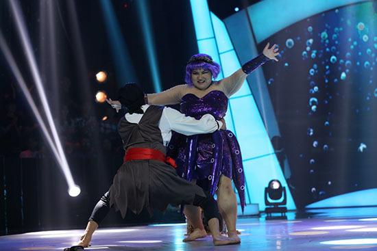 Việt Hương, Hồng Vân, Trấn Thành, Bước nhảy ngàn cân