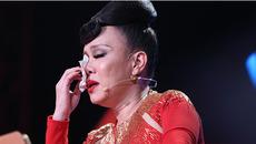 Việt Hương rơi nước mắt vì thí sinh ngàn cân mắc bệnh trầm cảm