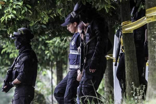 Kim Jong Nam, anh trai Kim Jong Un, Đoàn Thị Hương