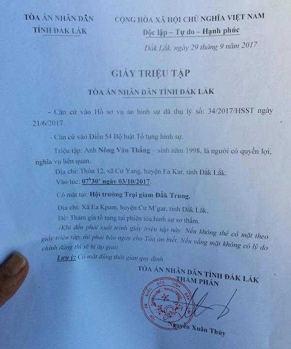 Xử lưu động Phó chánh án nhận hối lộ, trại giam không hay biết?