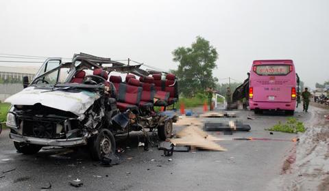tai nạn Tây Ninh