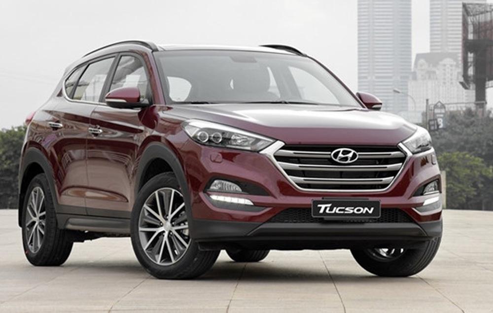 Hyundai Tucson giảm giá đua cùng Honda CR-V, Mazda CX-5