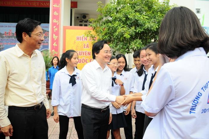 học tập suốt đời, Bộ trưởng Phùng Xuân Nhạ