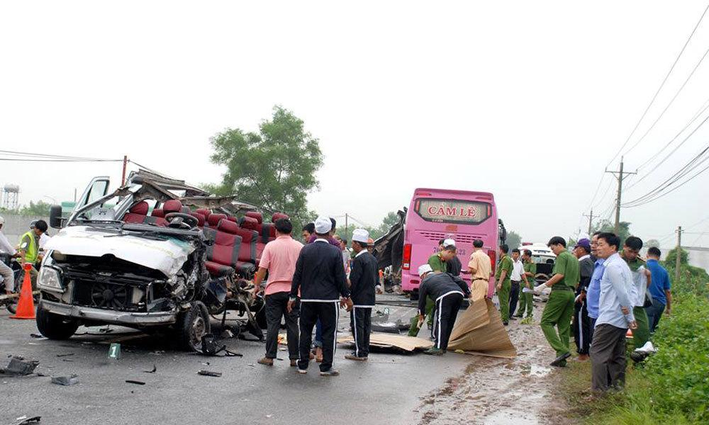 Vụ tai nạn giao thông mới nhất, tai nạn giao thông ở Tây Ninh, tai nạn chết người ở Tây Ninh, tai nạn ở Tây Ninh