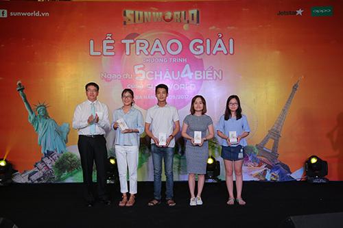 Khách hàng Sun World vi vu du lịch 5 châu