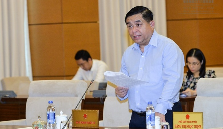 sân bay Long Thành, Bộ trưởng KH-ĐT, Nguyễn Chí Dũng