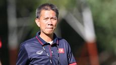 HLV Hoàng Anh Tuấn sẵn sàng làm phó cho ông Park Hang Seo