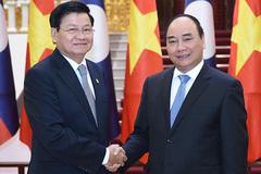 Thủ tướng Lào thăm Việt Nam