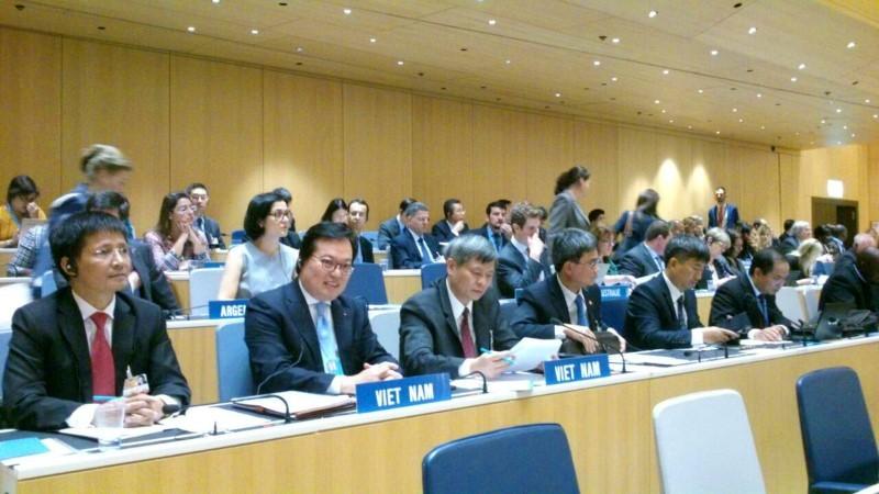 Việt Nam được bầu làm Chủ tịch Đại hội đồng Tổ chức Sở hữu trí tuệ thế giới