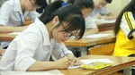 Tuyển sinh lớp 10 ở Nghệ An năm học 2018-2019 có bài thi tổ hợp