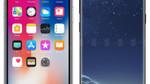 Samsung kiếm được nhiều tiền từ iPhone X hơn Galaxy S8