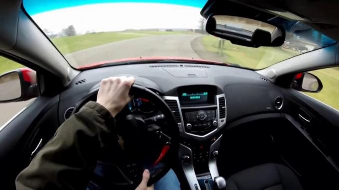 lái thử xe,kỹ năng lái xe