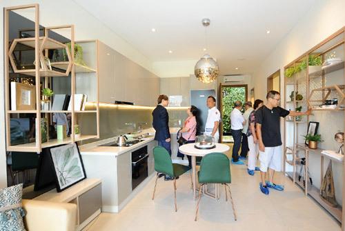 90% căn hộ River Panorama đã có chủ