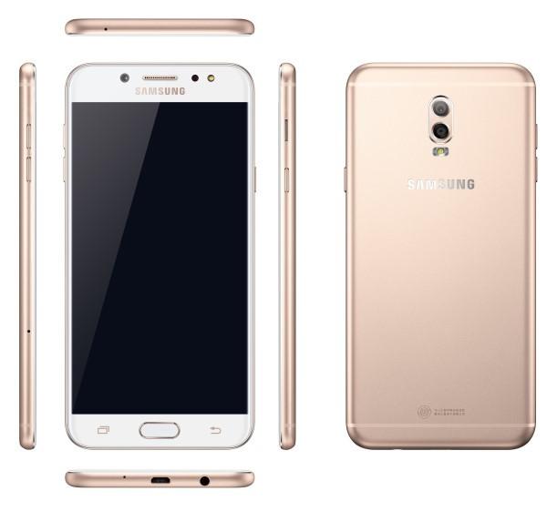 Galaxy J7+, smartphone, Samsung,