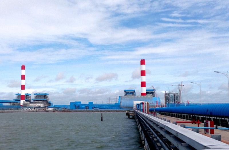 Nhà máy nhiệt điện,bảo vệ môi trường,ĐBSCL,tro xỉ thải