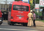 Truy bắt người dọa tung clip tống tiền Cảnh sát giao thông