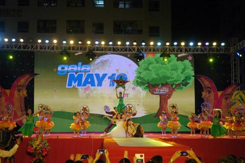 Trung thu 2017: May10 - đêm trăng Linh Đàm