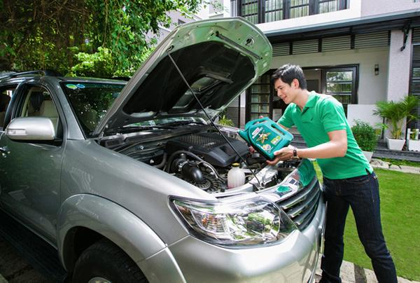 thay dầu, dầu nhớt,  Xăng dầu, tiết kiệm xăng, bảo dưỡng ô tô, động cơ ô tô