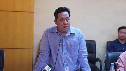 Cục phó Nguyễn Xuân Quang