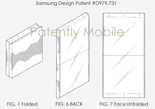 samsung, bằng sáng chế, smartphone,
