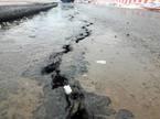 Hải Phòng: Cầu nghìn tỷ chưa sử dụng đã nứt toác