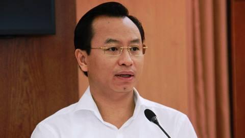 Ông Xuân Anh bị cách chức Bí thư Đà Nẵng, cho thôi ủy viên TƯ