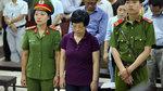 Bị cáo Châu Thị Thu Nga đau lòng vì làm người khác lâm nạn
