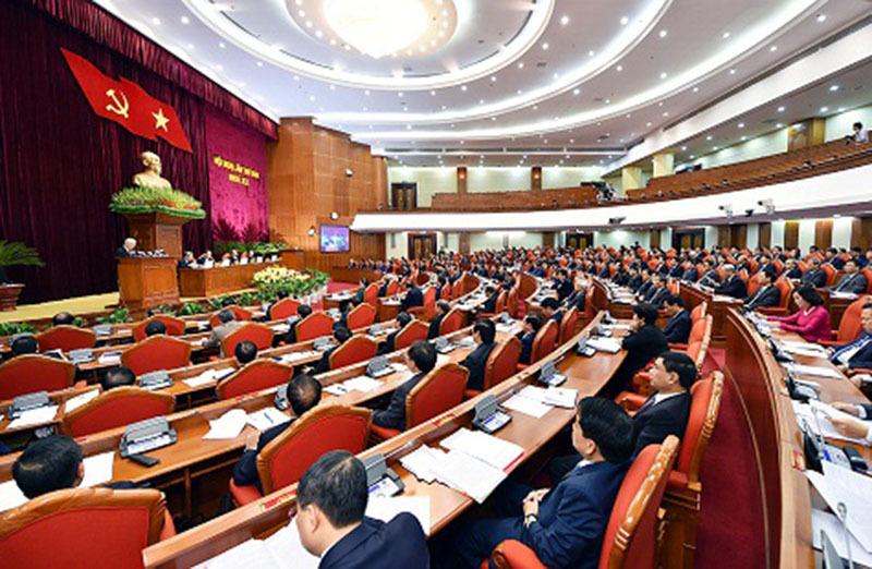Hội nghị Trung ương 6, Trung ương 6, Tổng bí thư Nguyễn Phú Trọng, Nguyễn Phú Trọng