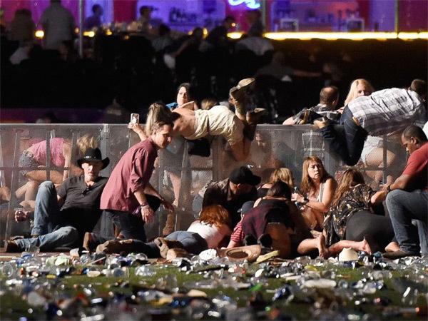 Xả súng ở Las Vegas, thảm sát Las Vegas, xả súng kinh hoàng ở Mỹ