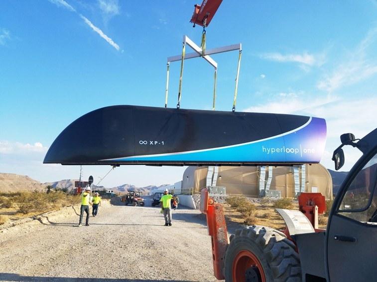 Hyperloop One,Hyperloop,Elon Musk