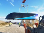 Mỹ chạy thử tàu Hyperloop One, chở người siêu tốc bằng đệm không khí