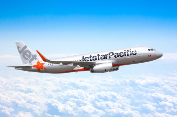 hàng không giá rẻ, chậm hủy chuyến, phi công ốm, Jetstar Pacific