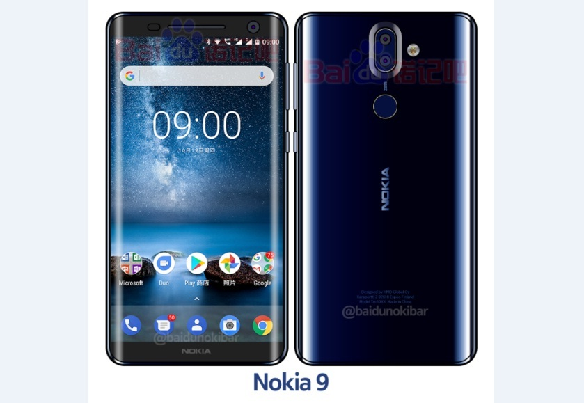 Nokia,Nokia 8,Nokia 9,Điện thoại Nokia