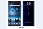 Nokia 9 có thiết kế hệt như Galaxy S7 Edge, giá 20 triệu đồng