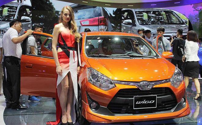 Toyota Wigo, Kia Morning, Hyundai Grand i10, Giá ô tô, xe cỡ nhỏ, ô tô giá rẻ