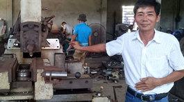 Sáng chế 200 loại máy nông nghiệp: Từ bỏ đại học, chẳng cần cử nhân