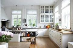 Những mẫu thiết kế tủ bếp vừa đẹp vừa hiện đại mà ai cũng muốn sắm