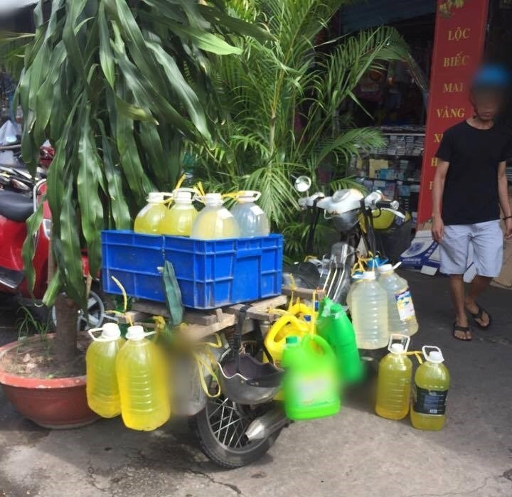 thức ăn đường phố, quán vỉa hè, thực phẩm bẩn