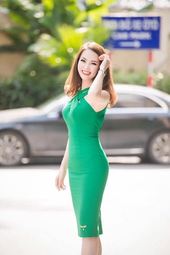 Á hậu Thụy Vân, Á hậu Tú Anh. VTV