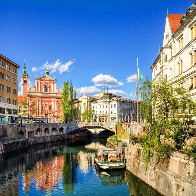 Những điểm đến đẹp nhất Đông Âu bạn chắc chắn không thể bỏ qua