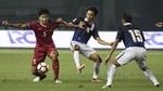 Campuchia thua đậm Indonesia trước ngày đấu tuyển Việt Nam