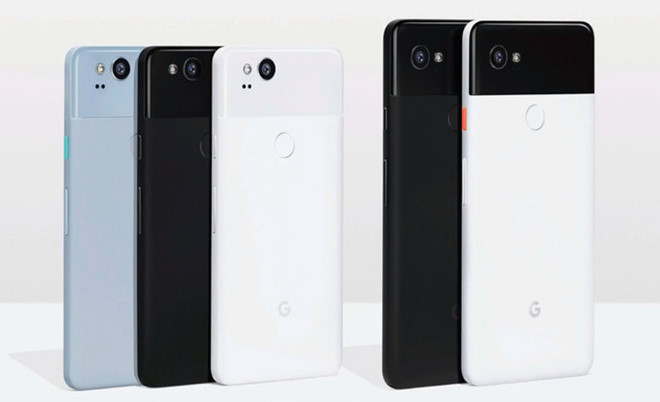 Google Pixel 2,Google Pixel 2 XL,Google,Google Pixel