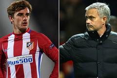 Mourinho hối mua Griezmann, sao MU lạc quan